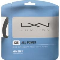 Wilson Luxilon Kordaj Alu Power 138 Set Silver (Wrz998900)