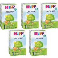 Hipp 1 Organik Bebek Formülü 300 g - 5'li