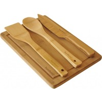 Bambum - Tofu - Salata Setli Kesme Tahtası