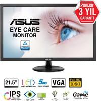 "Asus VP228DE 21.5"" 5ms (Analog) LED Monitör"
