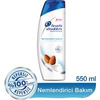 Head & Shoulders Şampuan Ekstra Nemlendirici Bakım 550 ml