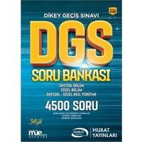 Murat Yayınları DGS Çözümlü Soru Bankası