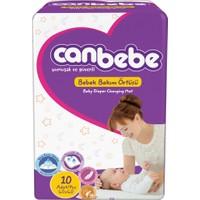 Canbebe Bebek Bakım Örtüsü 10'lu