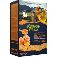 Nature Plan Moist Egg Food - Yumurtalı Islak Kanarya Maması 1000 gr