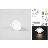 Cata Ct 5144 2'' 3W Panel Led Spot Armatür