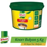 Knorr 1-2-3 Et Suyu Toz Bulyon 5 KG