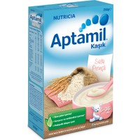 Aptamil Kaşık Sütlü Pirinçli Tahıl Bazlı Kaşık Maması 250 gr