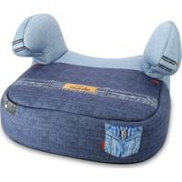 Nania Dreamy 15 - 36 kg Oto Koltuğu Yükseltici - Blue Jean