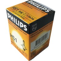 Philips H4 Hs1 12V 35/35W Tirnakli Far Ampulu