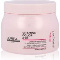Loreal Vitamino Color Boyali Saçlara Özel Jel Maske 500 ml