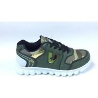 Viento Forest Asker Yeşili Spor Ayakkabı