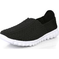 Natural 15201 Siyah Merdane Ayakkabı