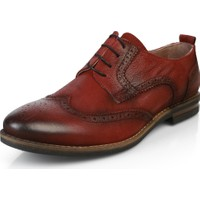 Natural 18201 3037-2074 Bordo Merdane Ayakkabı