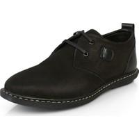 Natural 3501 Siyah Merdane Ayakkabı