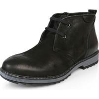 Natural 4052 652 Baskılı Nubuk Ayakkabı