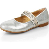 Minican Patik Babet Gümüş
