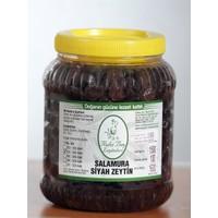 Ruhi Bey Salamura Siyah Zeytin İri 1.6 kg