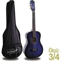 Klasik Gitar Junior DNZ87BLS (KILIF HEDİYE) Donizetti
