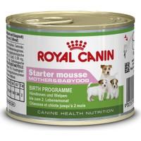 Royal Canin Starter Mousse Mother & Babydog Yavru Köpek Konservesi 195 Gr