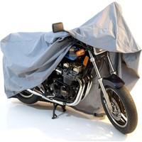 Moto Bajaj Discover Örtü Motosiklet Branda