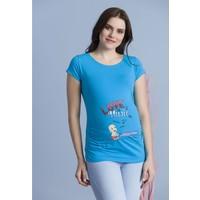 Görsin Espirili Hamile Tshirt 7810
