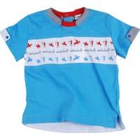 Zeyland Erkek Çocuk Mavi T-Shirt K-31M551myc52
