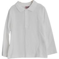 Zeyland Erkek Çocuk Beyaz T.Shirt Polo Yaka K-42Kl603363