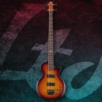 Esp Ltd LEC154DX-TSB Tobacco Sunburst Bas Gitar