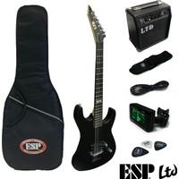 Esp Ltd LMPACKBLKS Elektro Gitar