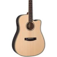 Esp Tombstone D-430E Naturel Akustik Gitar