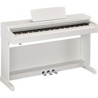 Yamaha YDP163WH Mat Beyaz Dijital Piyano
