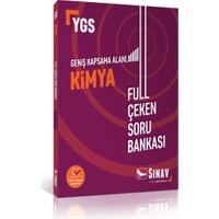 Sınav Yayınları YGS Kimya Geniş Kapsama Alanlı Full Çeken Soru Bankası