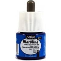 Pebeo Marbling (Ebru Boyası) 05 Cyan 45Ml