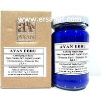 Ayan Ebru Boyası (Ezilmiş) Pigment Ultramarine Mavi 105 Cc