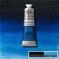 Winsor Newton Winton 37 Ml Yağlı Boya No 33 Prussian Blue
