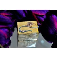 Şahin Gümüş 925 Ayar Gümüş Nano Firuze Zirkon Taşlı Tasarım Kolye