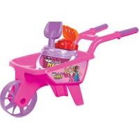 Barbie El Arabası Plaj Seti