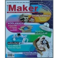 Stem&Maker Magazine(Sayı:8)
