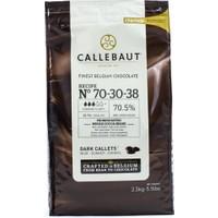 Callebaut Callebaut Bitter Pul Çikolata 2,5 Kg