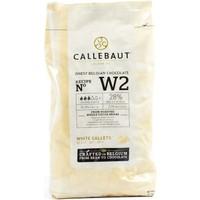Callebaut Callebaut Beyaz Pul Çikolata 1Kg