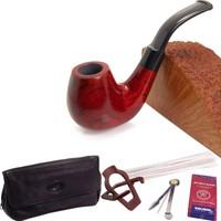 Falconetti Red Sandalwood Pipo Seti pt88