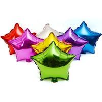 Mini Boy 12,7 cm. Yıldız Folyo Balon