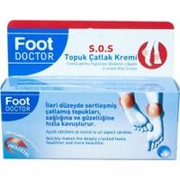 Foot Doctor SOS Topuk Çatlak Kremi
