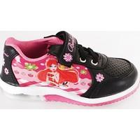 Erbilden Ber Siyah Desenli Çocuk Spor Ayakkabı