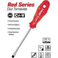 Sgs Red Serisi Düz 4*125 Tornavida Sgs1023 (1 Adet)