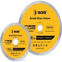 Sgs 115Mm Sürekli Elmas Testere Sgs2260 (1 Adet)