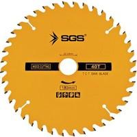 Sgs 180Mm*60T*30.00Mm Elmas Sunta Testere Sgs3007 (1 Adet)