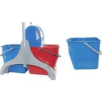 Doğuş Metal Taşımalı Temizlik Arabası (16071) (1 Adet)
