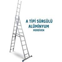 Alüminyum (A Tipi) Merdiven Köşeli 2*3 (1 Adet)