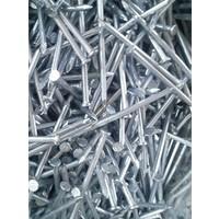 Çelik Çivi Beyaz Çizgili Çinko 4*60 (1 Adet)